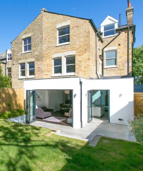 aluminium doors London